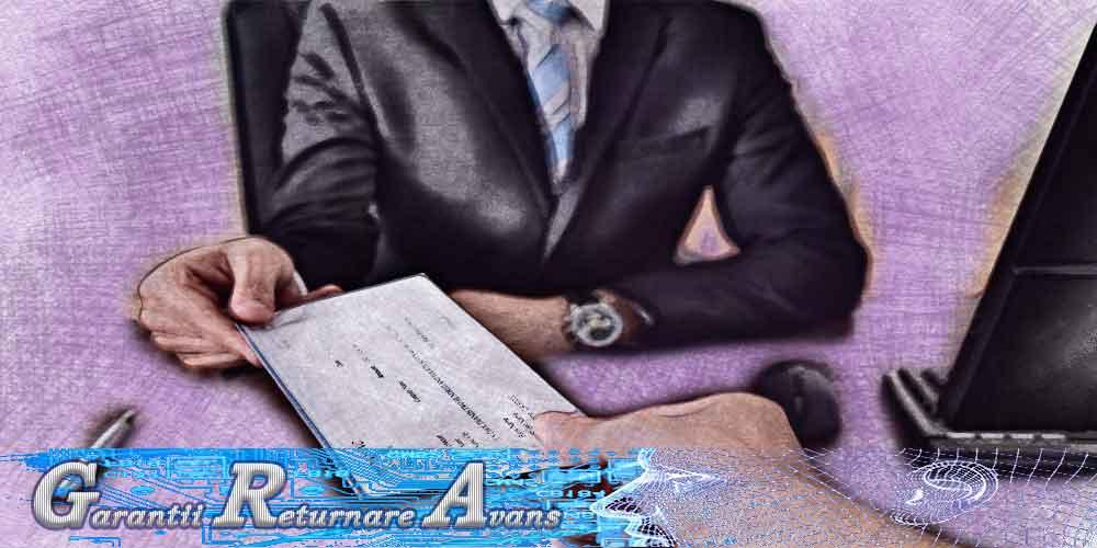 garantie pentru returnare avans, advance payment bond