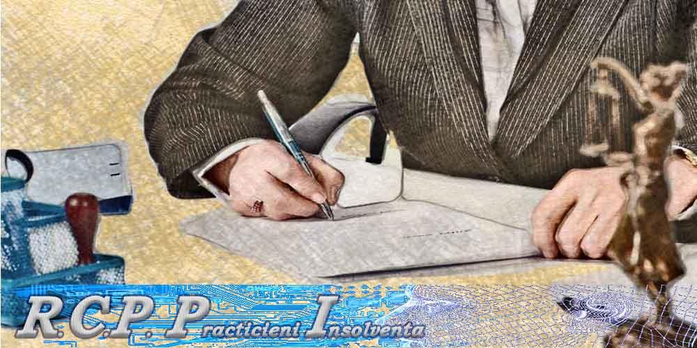 raspundere civila profesionala practicieni insolventa lichidatori administratori judiciari