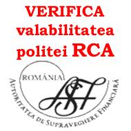 valabilitate RCA, Autoritatea de Supraveghere Financiara, CEDAM, ASF, RCA